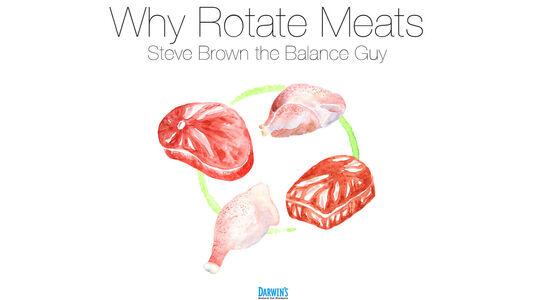 Why Rotate Dog Food