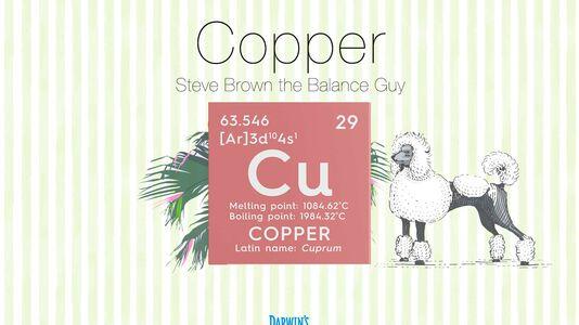 Focus on Nutrients Part:2 Copper (Cu)