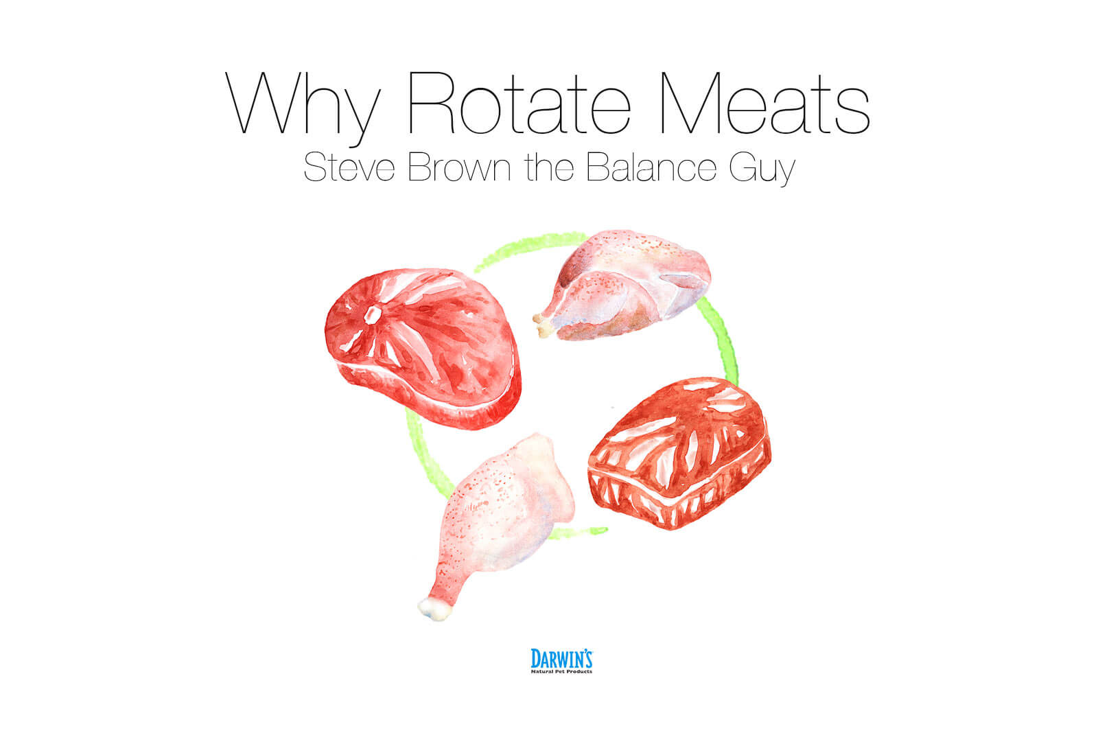 Why Rotate Dog Food