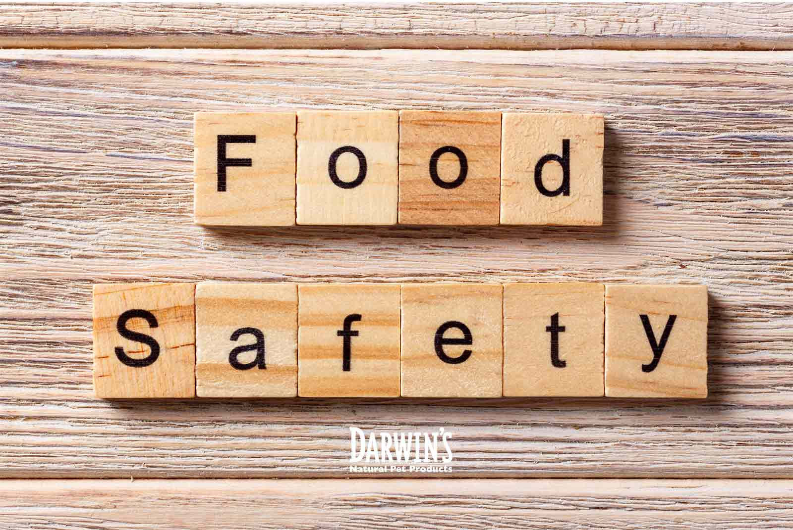 Raw Pet Food Safety Tips