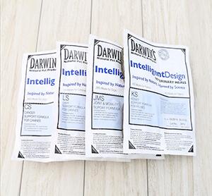 darwin's intelligent design meals